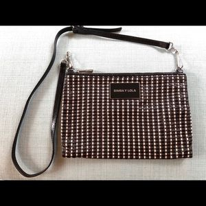 d4e46a61aaa Bimba Y Lola. Bimba Y Lola leather plait bag ...